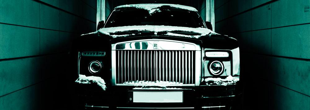 Prestigous cars